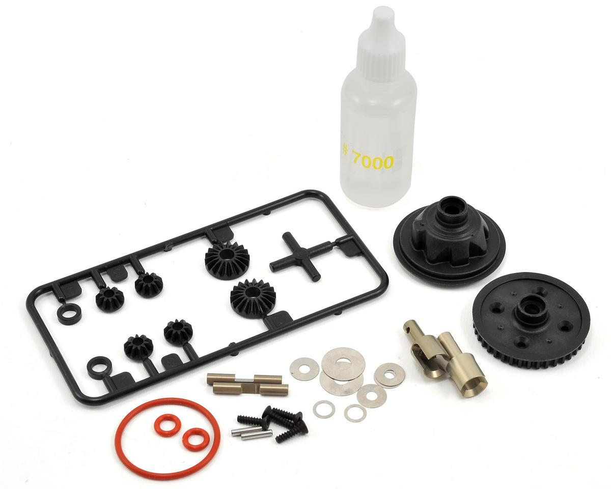HB Racing Pro 5 Gear Differential Set (40T)