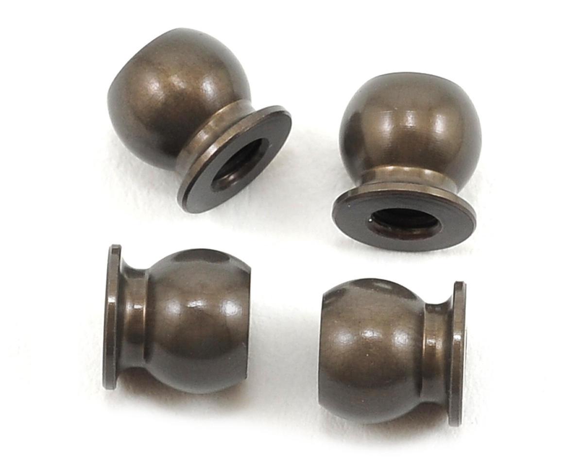 HB Racing 5.8mm Shock Ball (4)