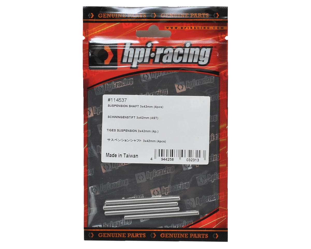 HB Racing 3x42mm Suspension Shaft (4)