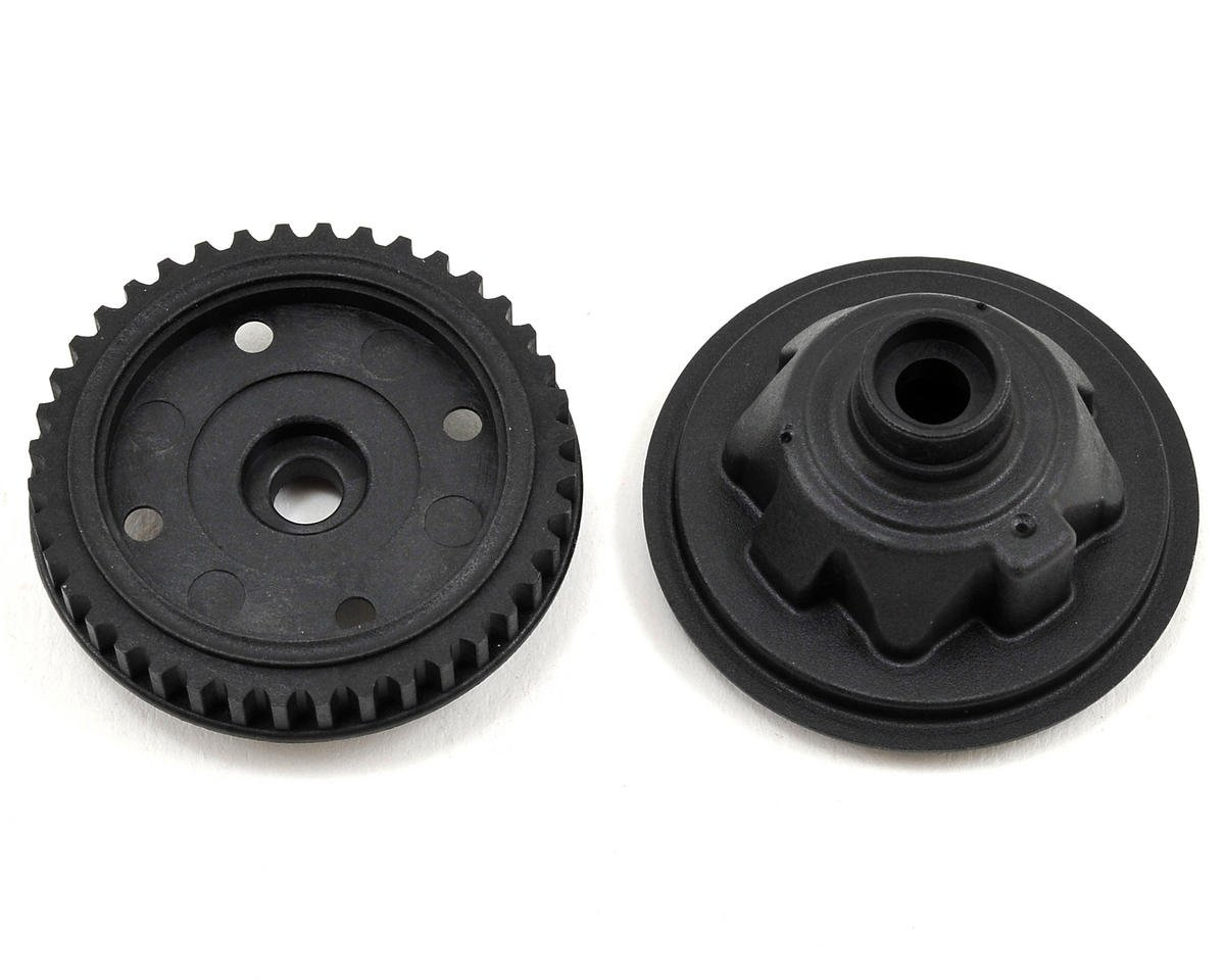 HB Racing Gear Differential Case (40T)