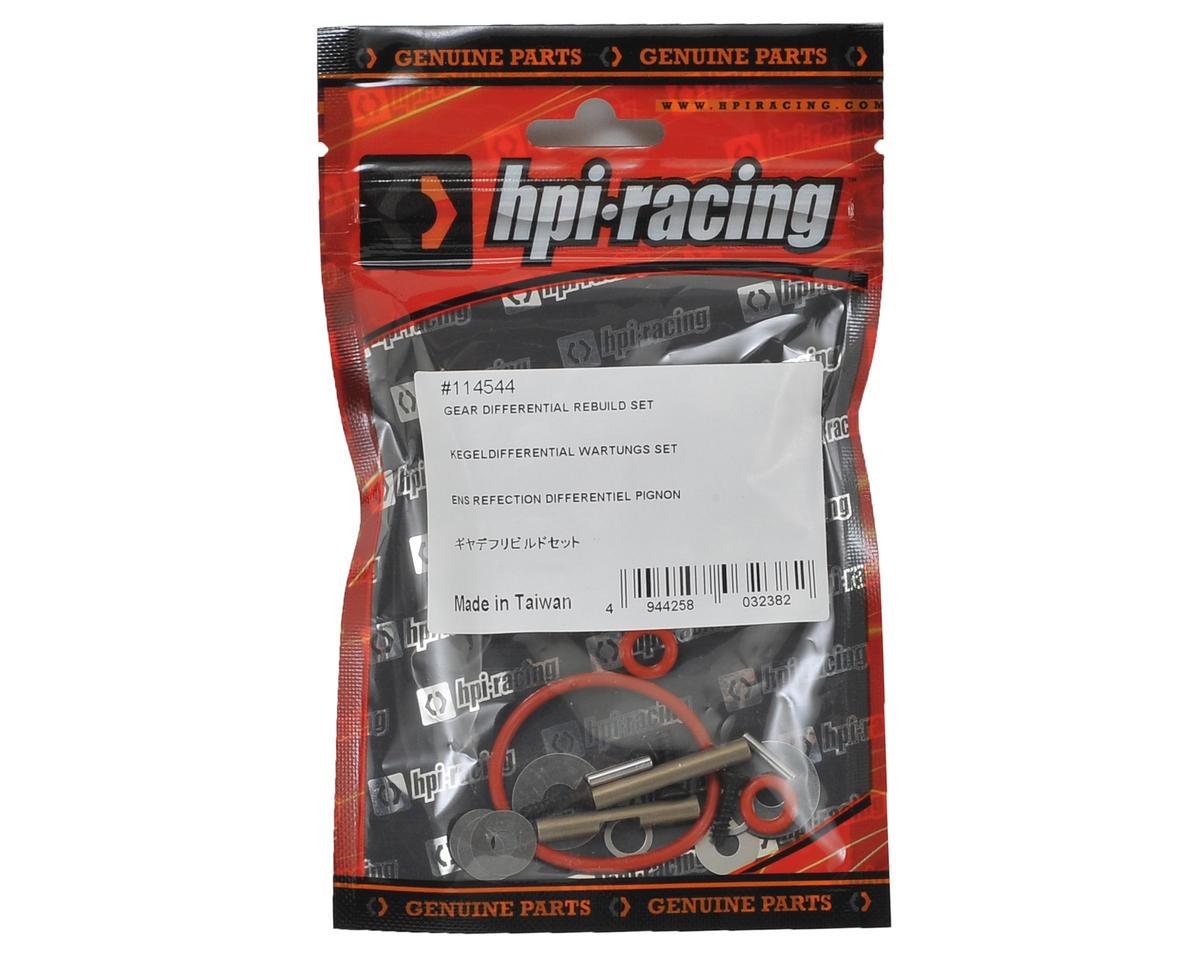 HB Racing Gear Differential Rebuild Set