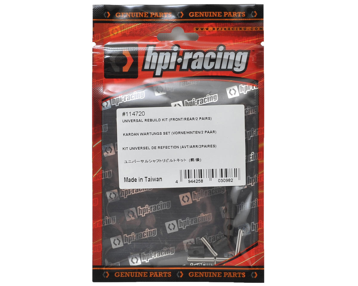 HB Racing Universal Rebuild Kit