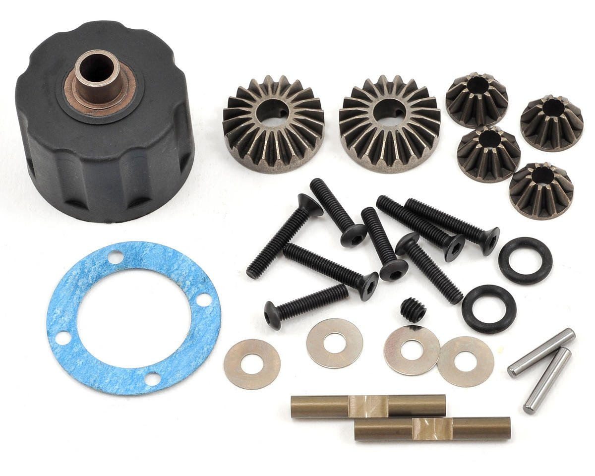 HB Racing Differential Parts Set