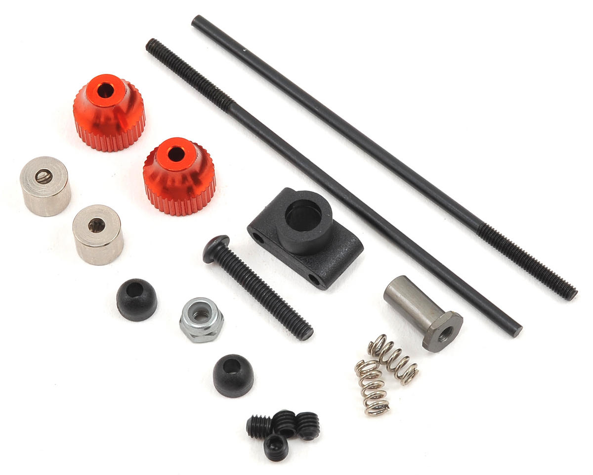 HB Racing Brake Linkage Set