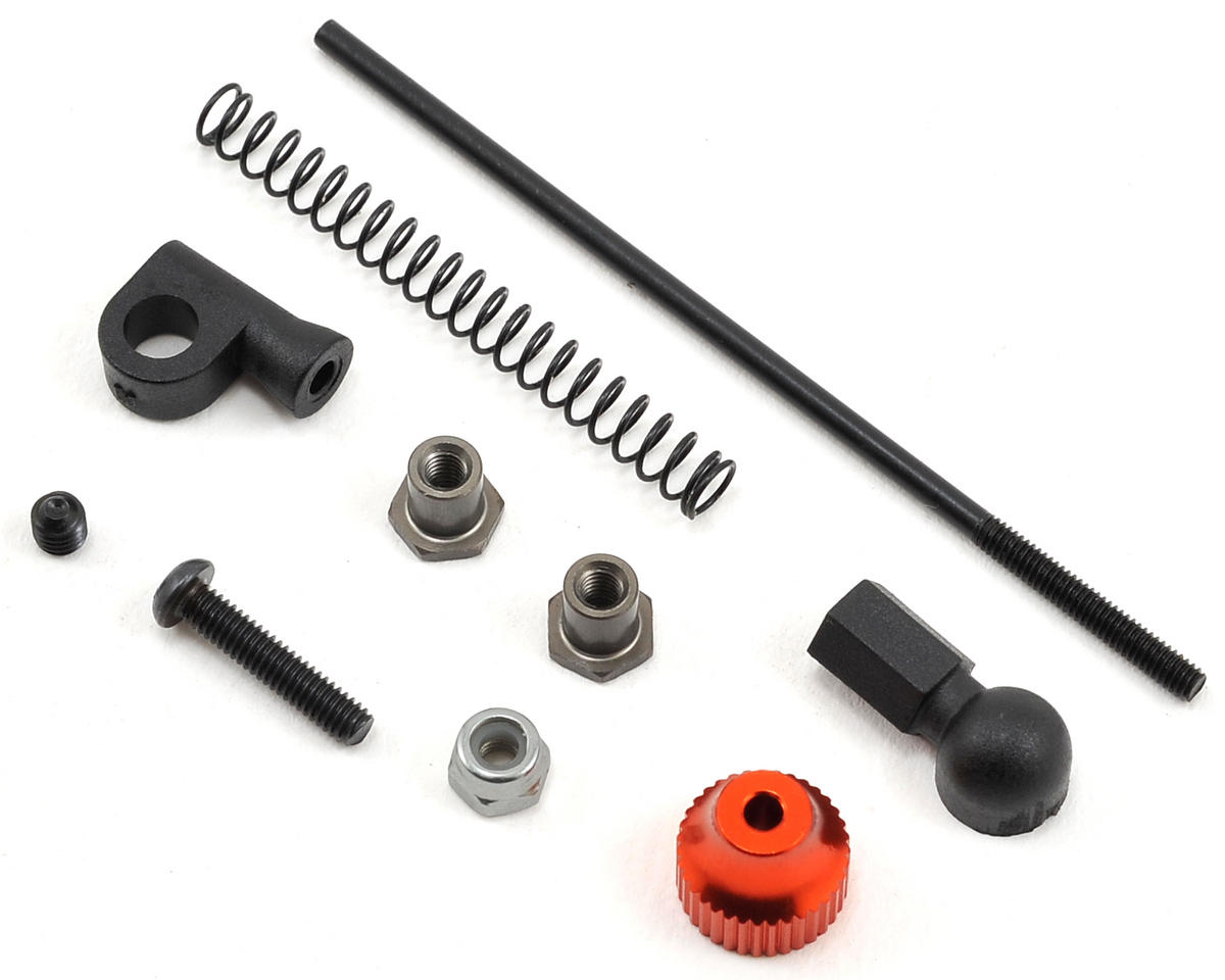 HB Racing Throttle Linkage Set