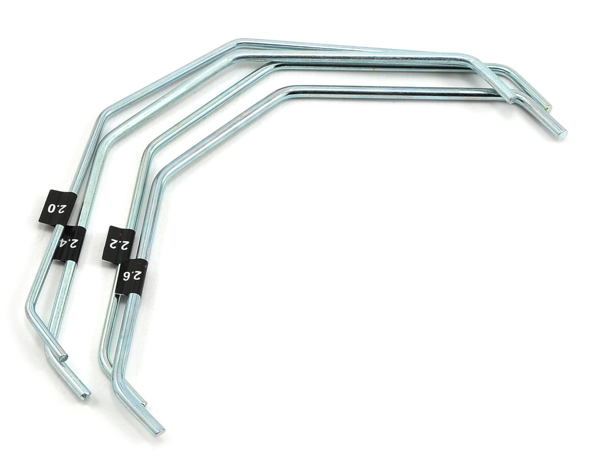 HB Racing V2 Front Sway Bar Set