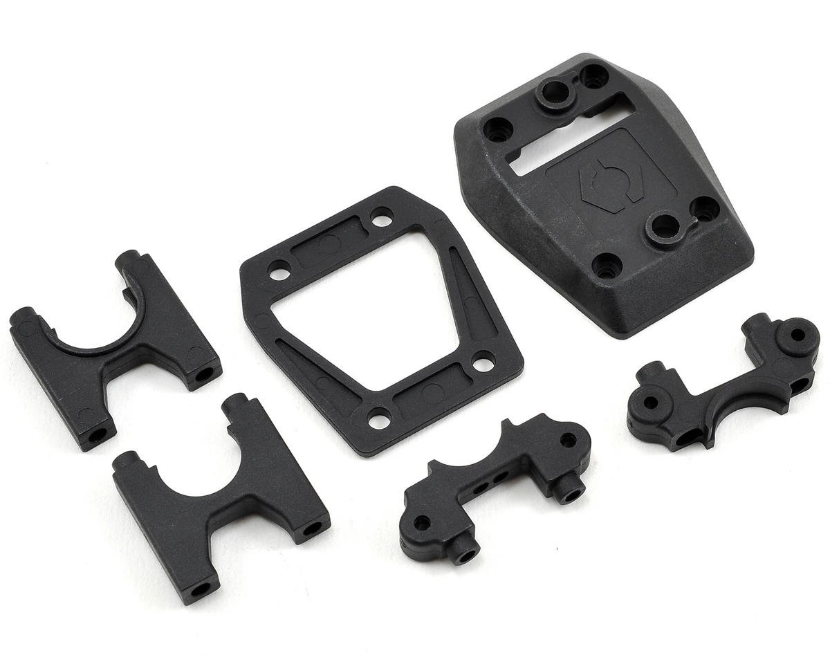 HB Racing D815 Center Bulkhead Set