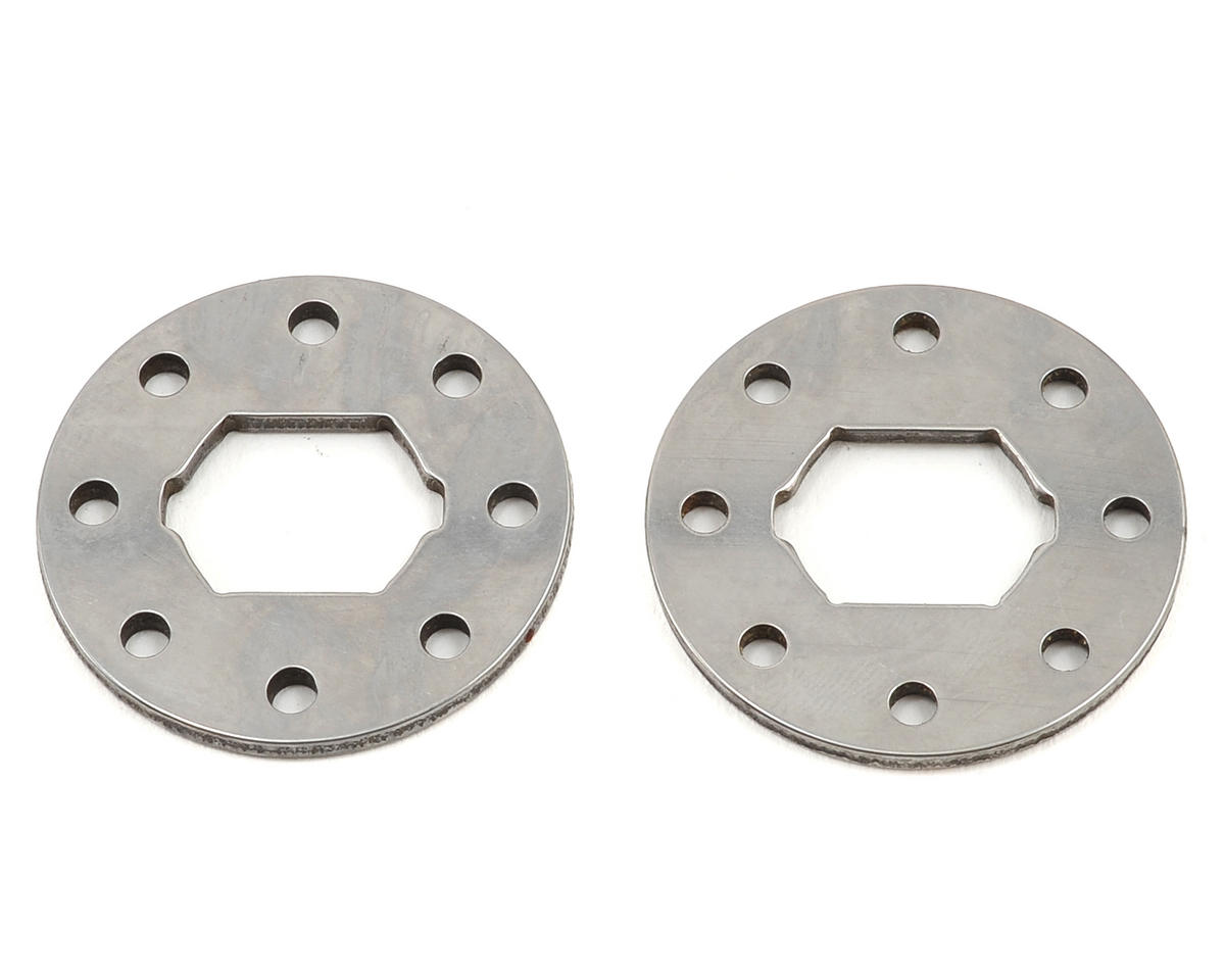 Vented Brake Disk (2) by HB Racing