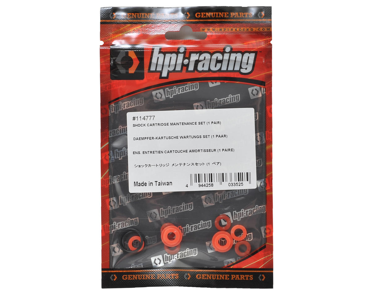 HB Racing Shock Cartridge Maintenance Kit