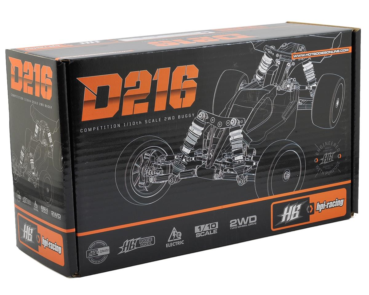 D216 2WD Electric Buggy Kit by HB Racing
