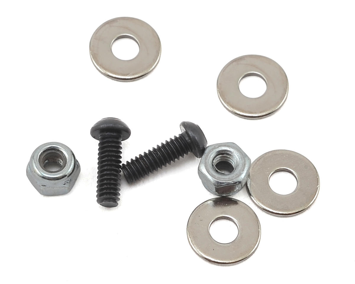 HB Racing D216 12mm V2 Shock Hardware Set