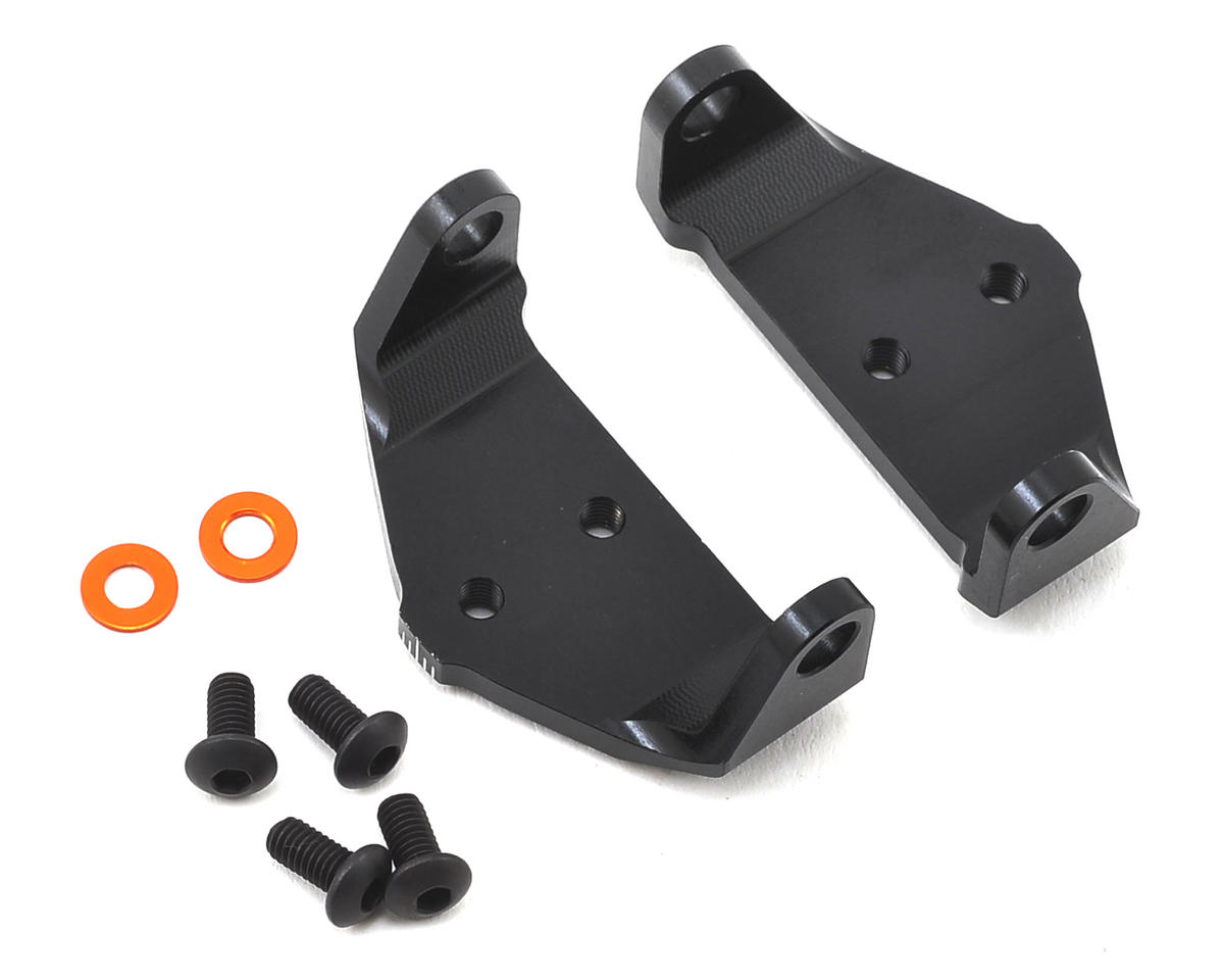 HB Racing D216 Outboard Caster Block Set
