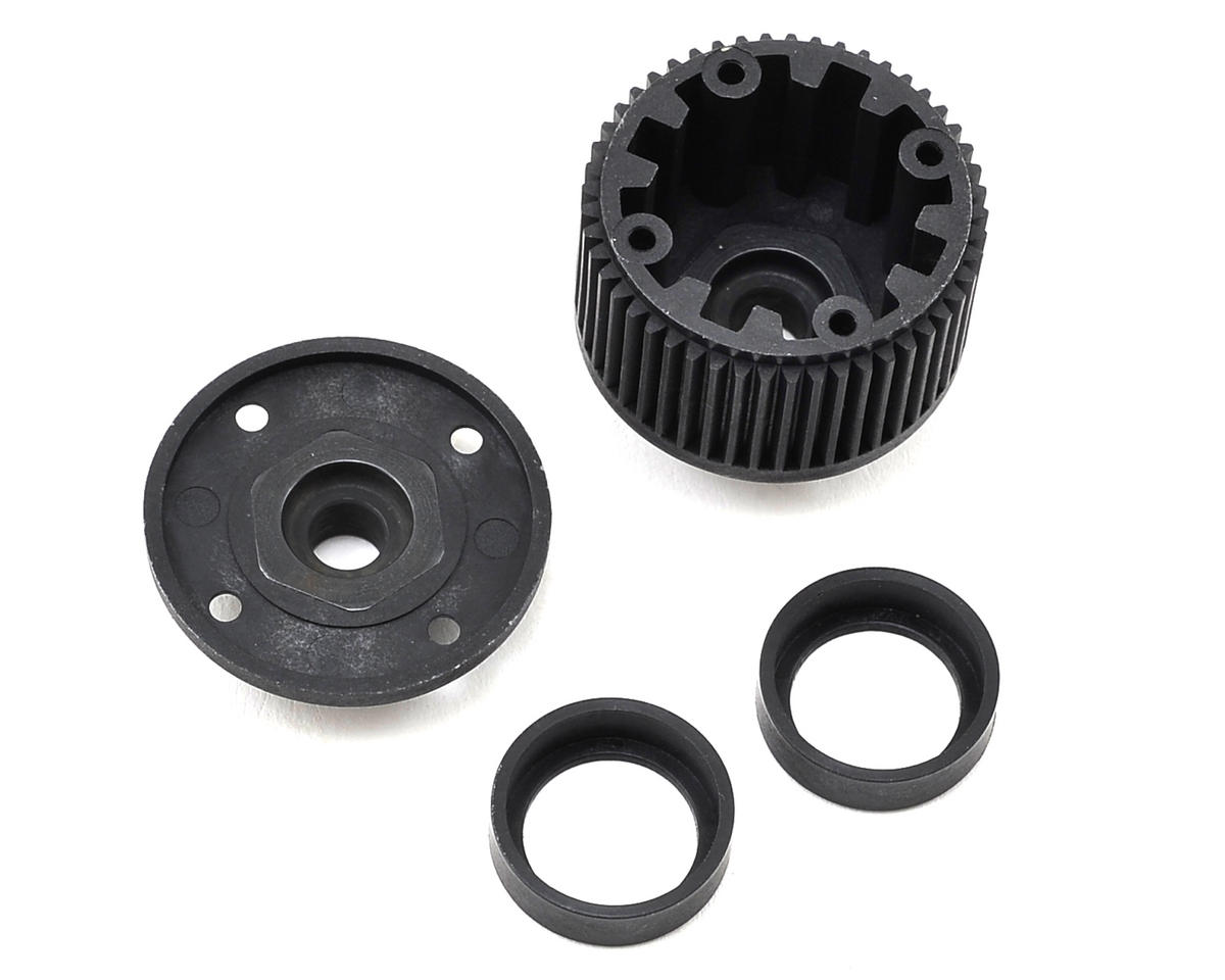 HB Racing D216 Gear Differential Case
