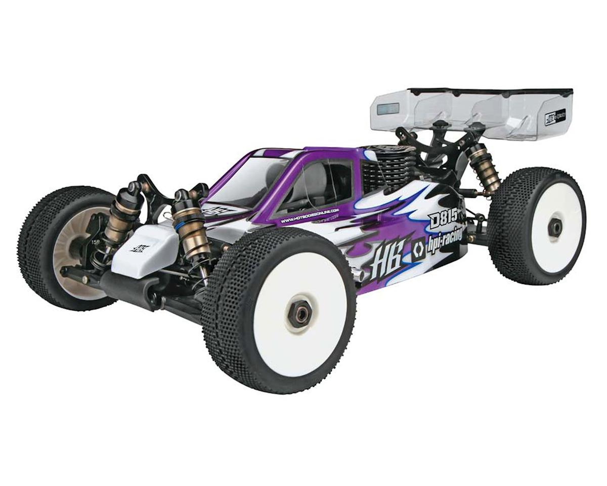 HB Racing D815 V2 1/8 Off Road Competition Buggy Kit