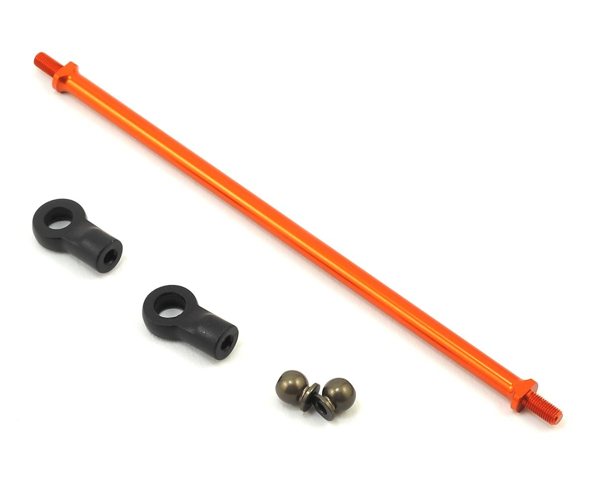 HB Racing E817/E817T Aluminum Front Chassis Rod Set | relatedproducts