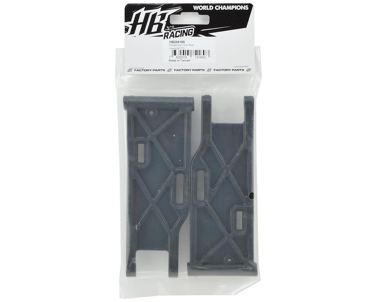 HB Racing D817T Rear Suspension Arm (Hard)