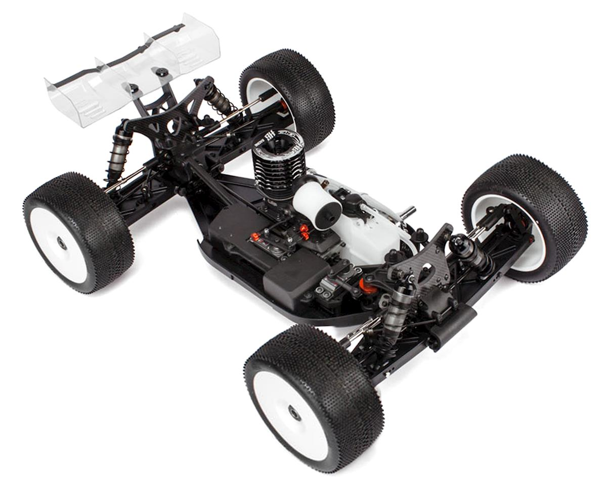 D817T 1/8 4WD Off-Road Nitro Truggy Kit by HB Racing