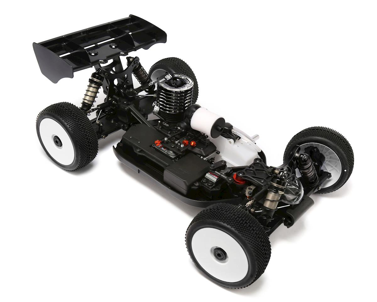 HB Racing D817 V2 1/8 Off-Road Competition Nitro Buggy Kit