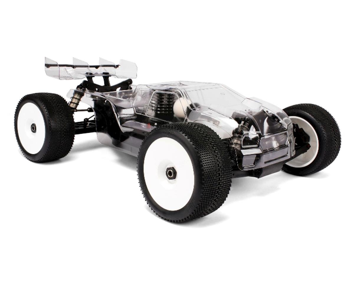 D817T Pro 1/8 4WD Off-Road Nitro Truggy Combo by HB Racing