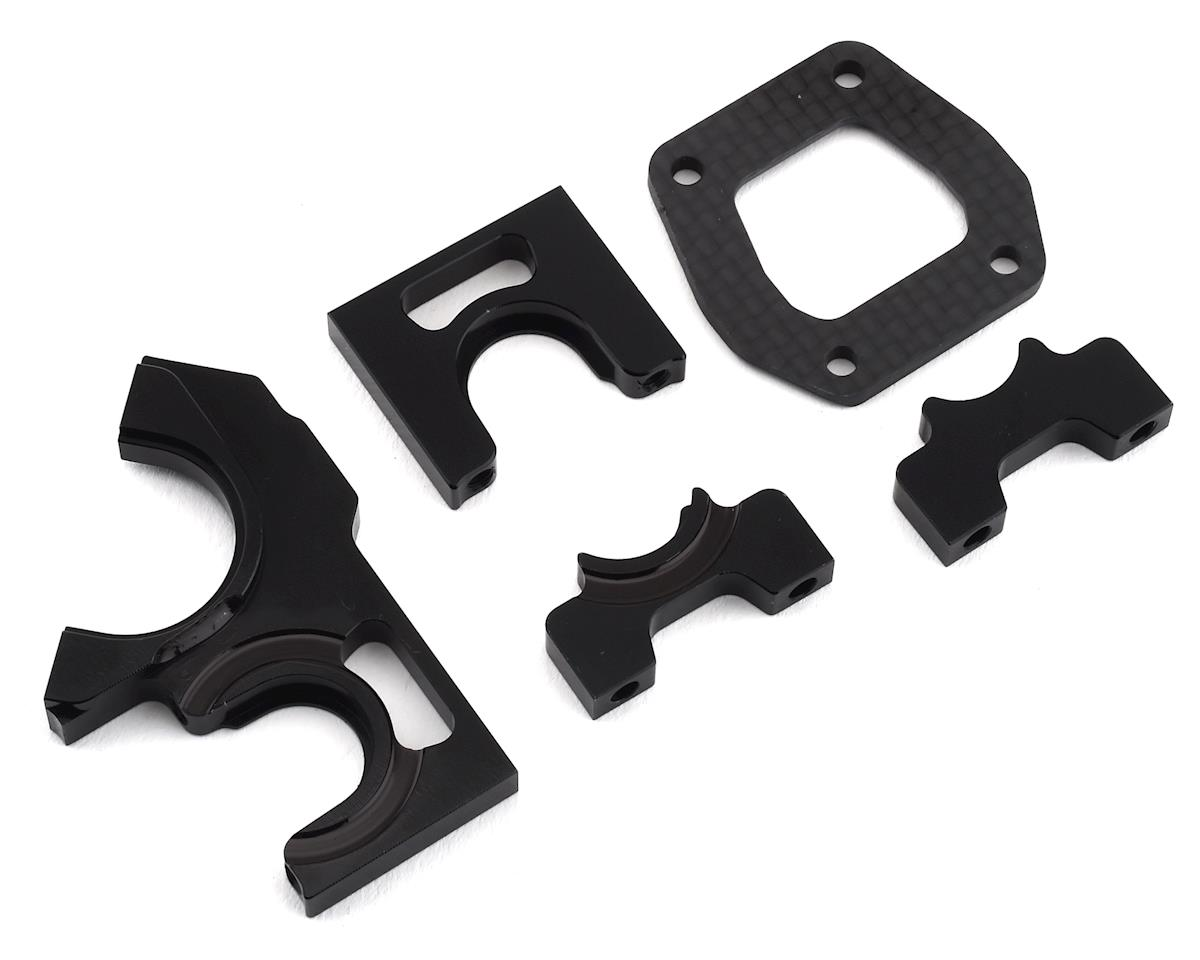 HB Racing D418 Center Bulkhead Set