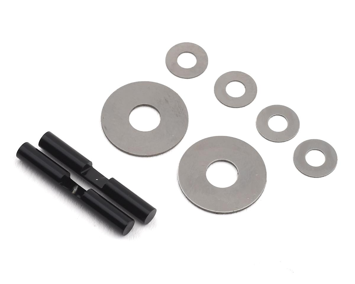 HB Racing D418 Differential Shaft Set