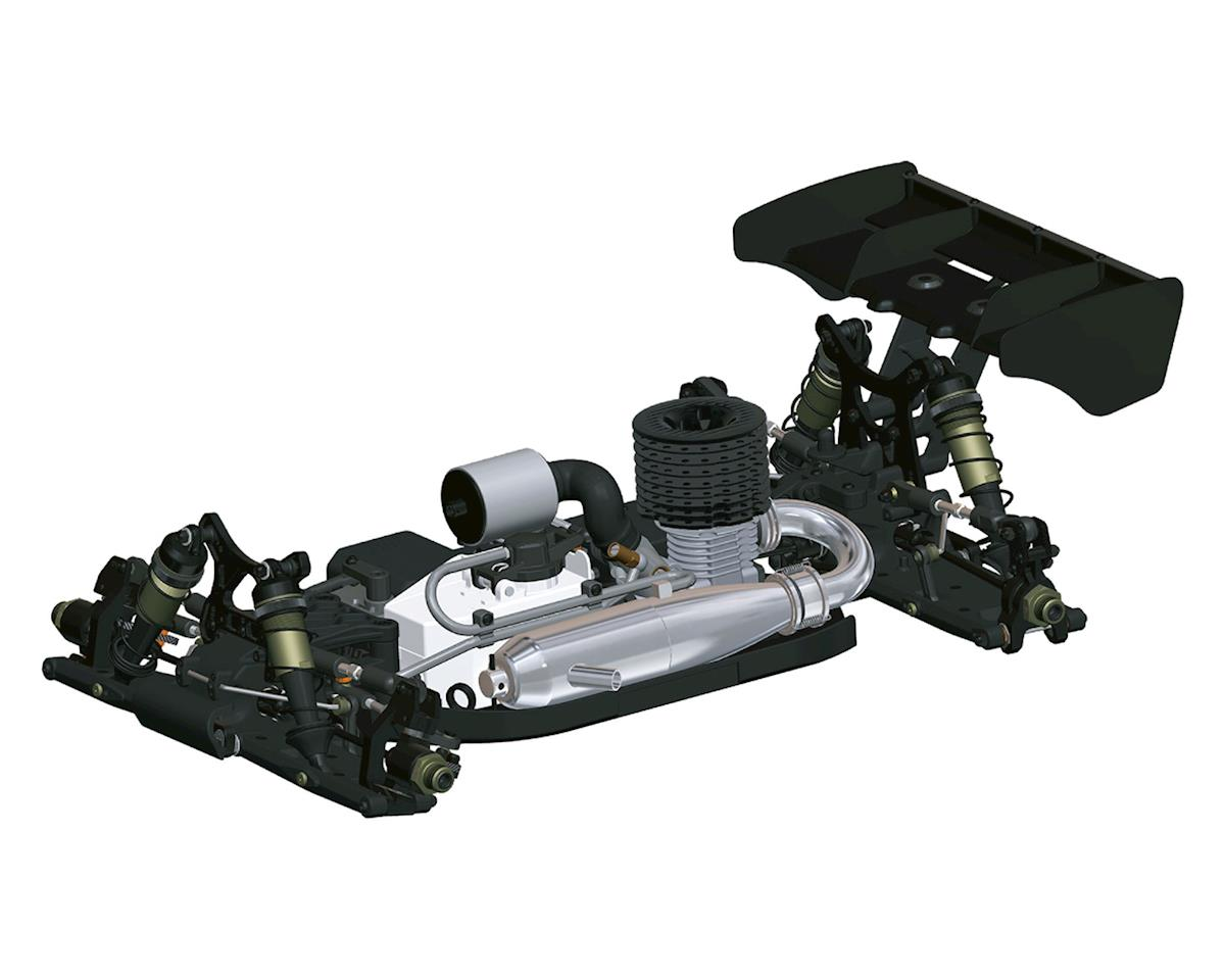 HB Racing D819 1/8 Off-Road Nitro Buggy Kit