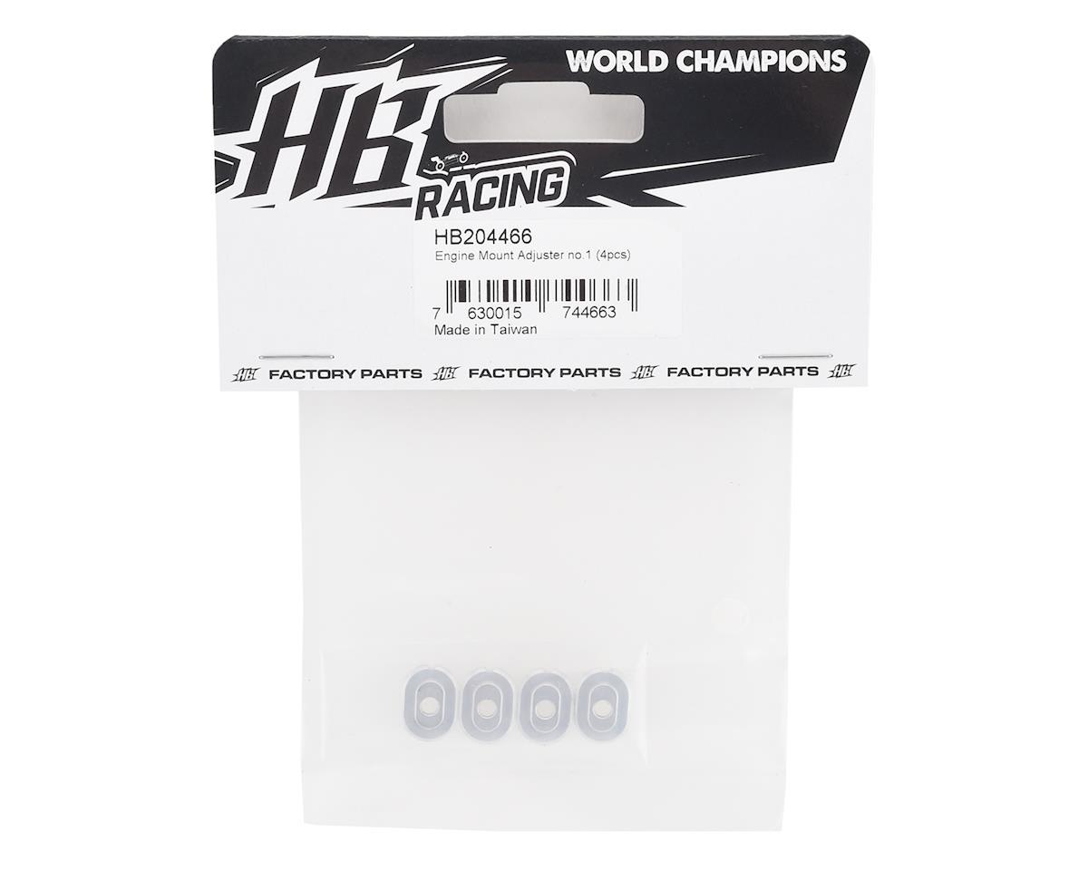 HB Racing D819 Engine Mount Adjuster no.1 (4)
