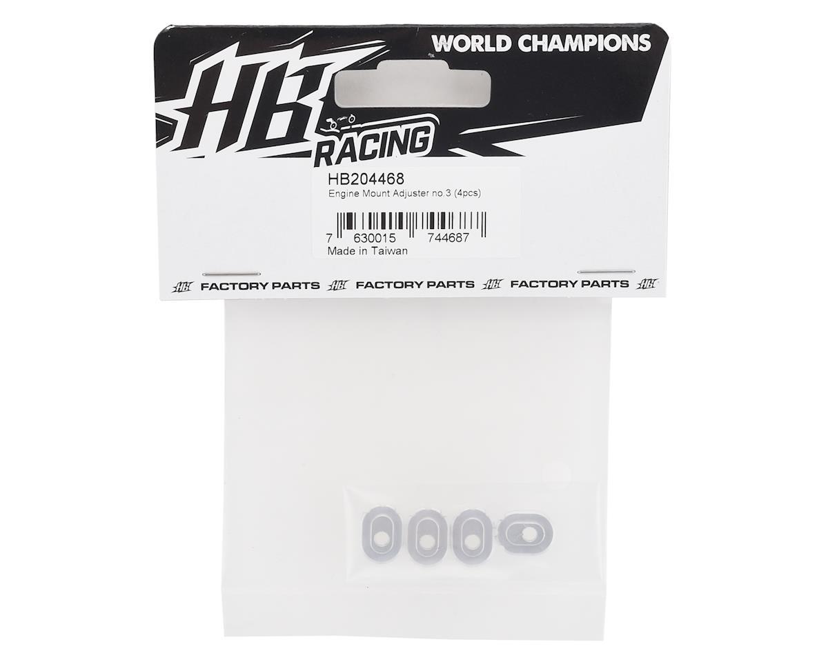 HB Racing D819 Engine Mount Adjuster no.3 (4)