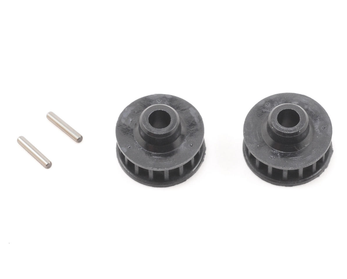 HB Racing 16T Pulley (2)