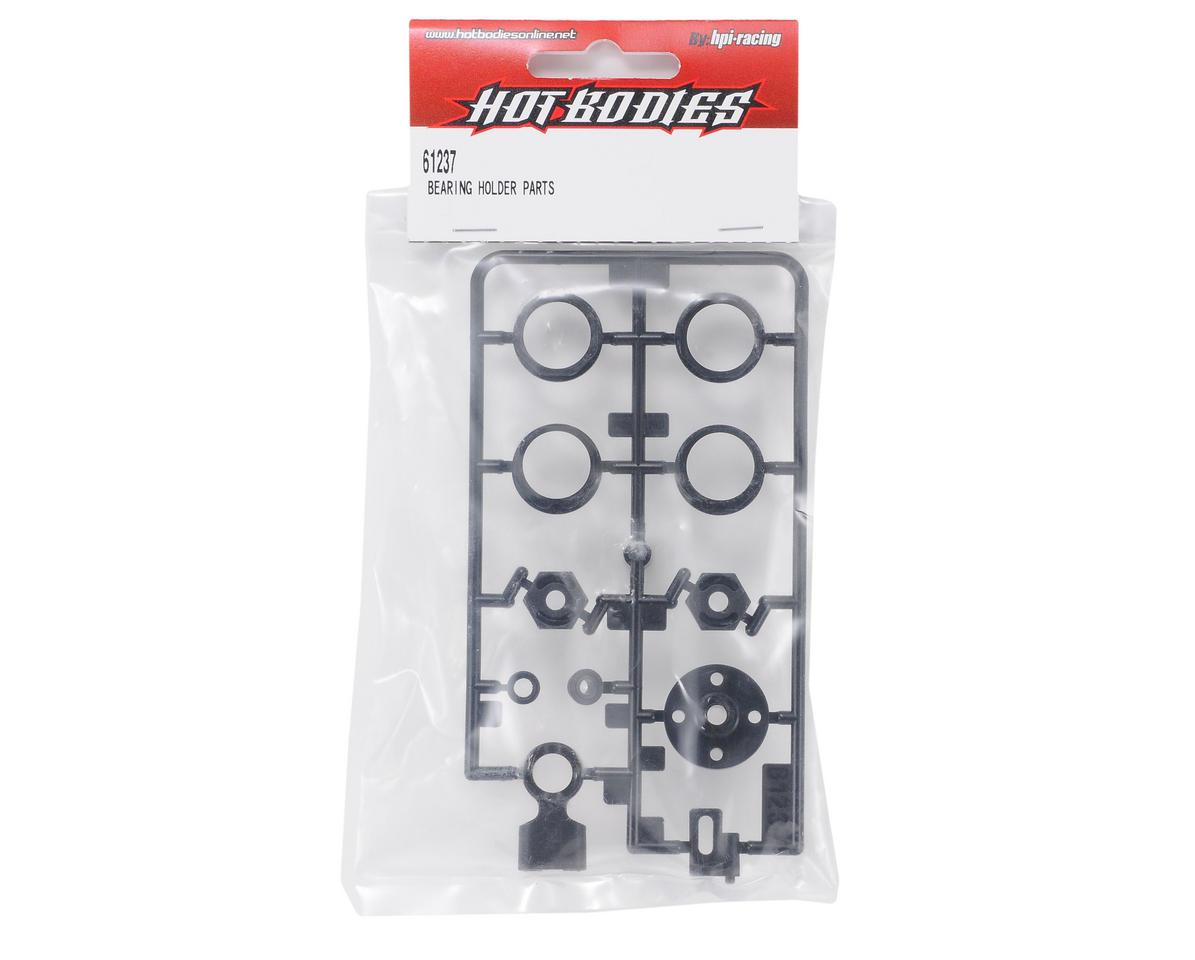 HB Racing Bearing Holder Parts