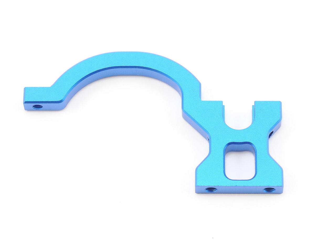 HB Racing Aluminum Middle Block Right (Blue)