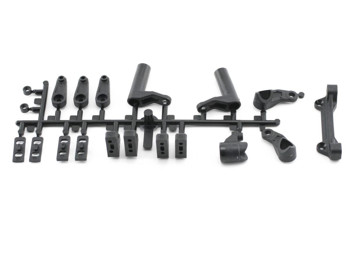 HB Racing Steering Parts Set (Cyclone D4)