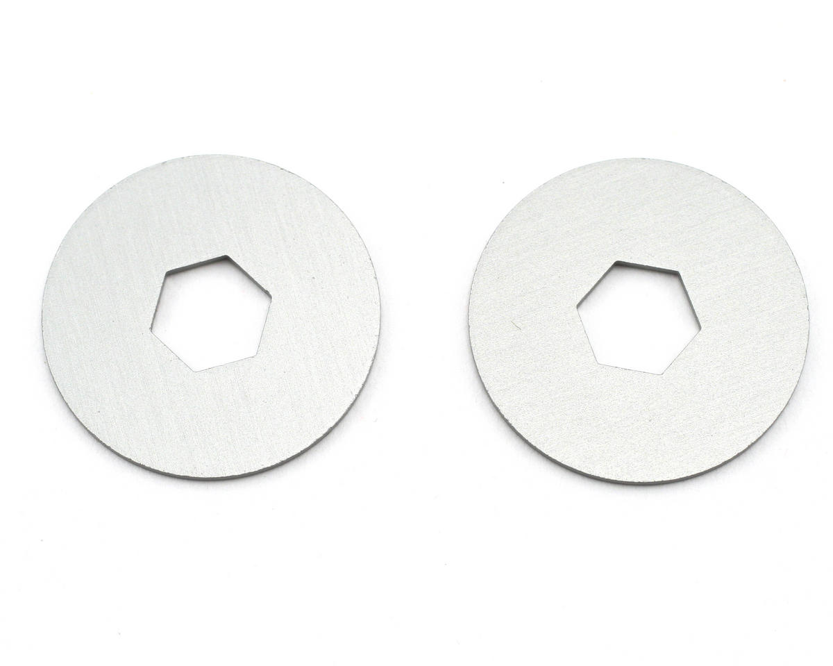 HB Racing Slipper Plate (2) (Cyclone D4)