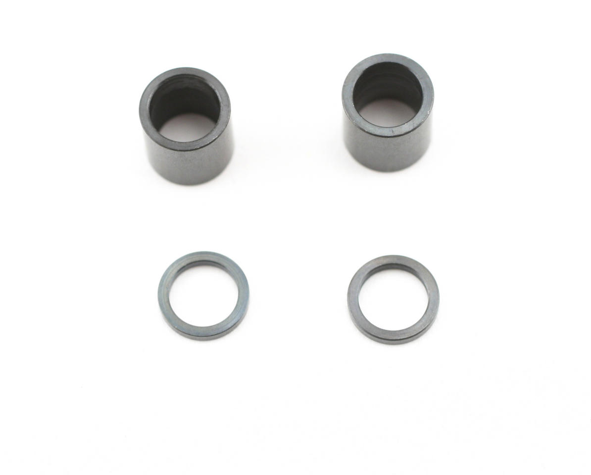 HB Racing Bearing Collar 5x7x1.0mm (2) (Cyclone D4)