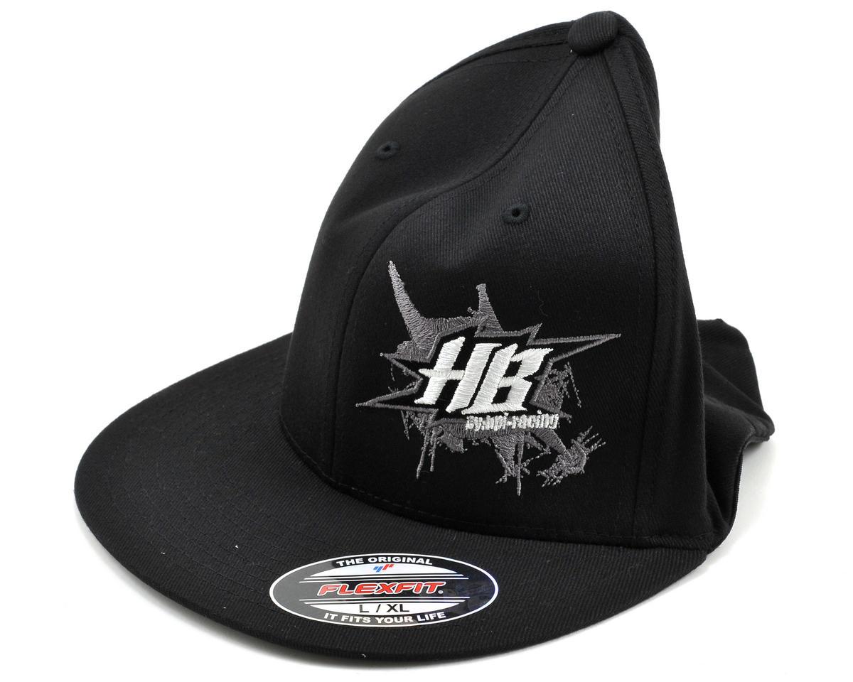 HB Racing Flexfit Cap (Large/X-Large)