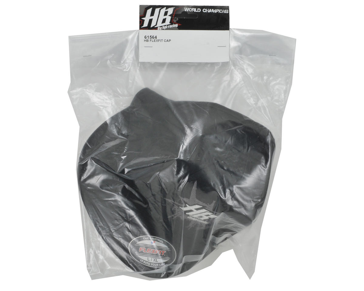 HB Racing Flexfit Cap (Large/X-Large)