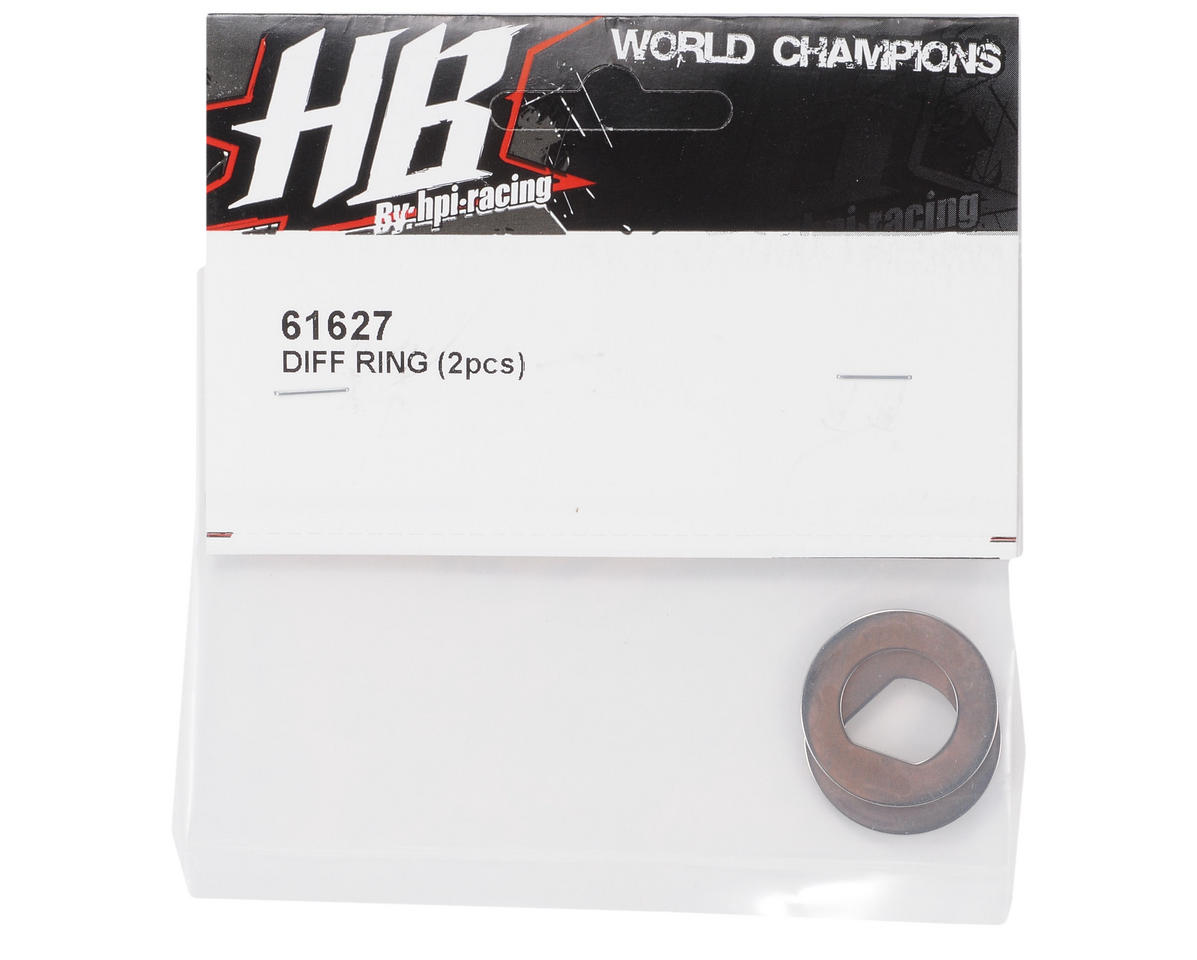 HB Racing Differential Ring (2)