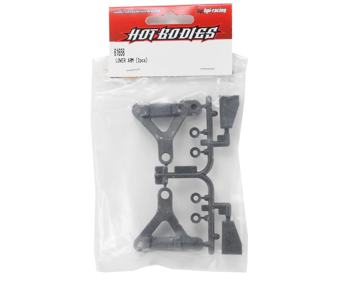 HB Racing Lower Arm (2)