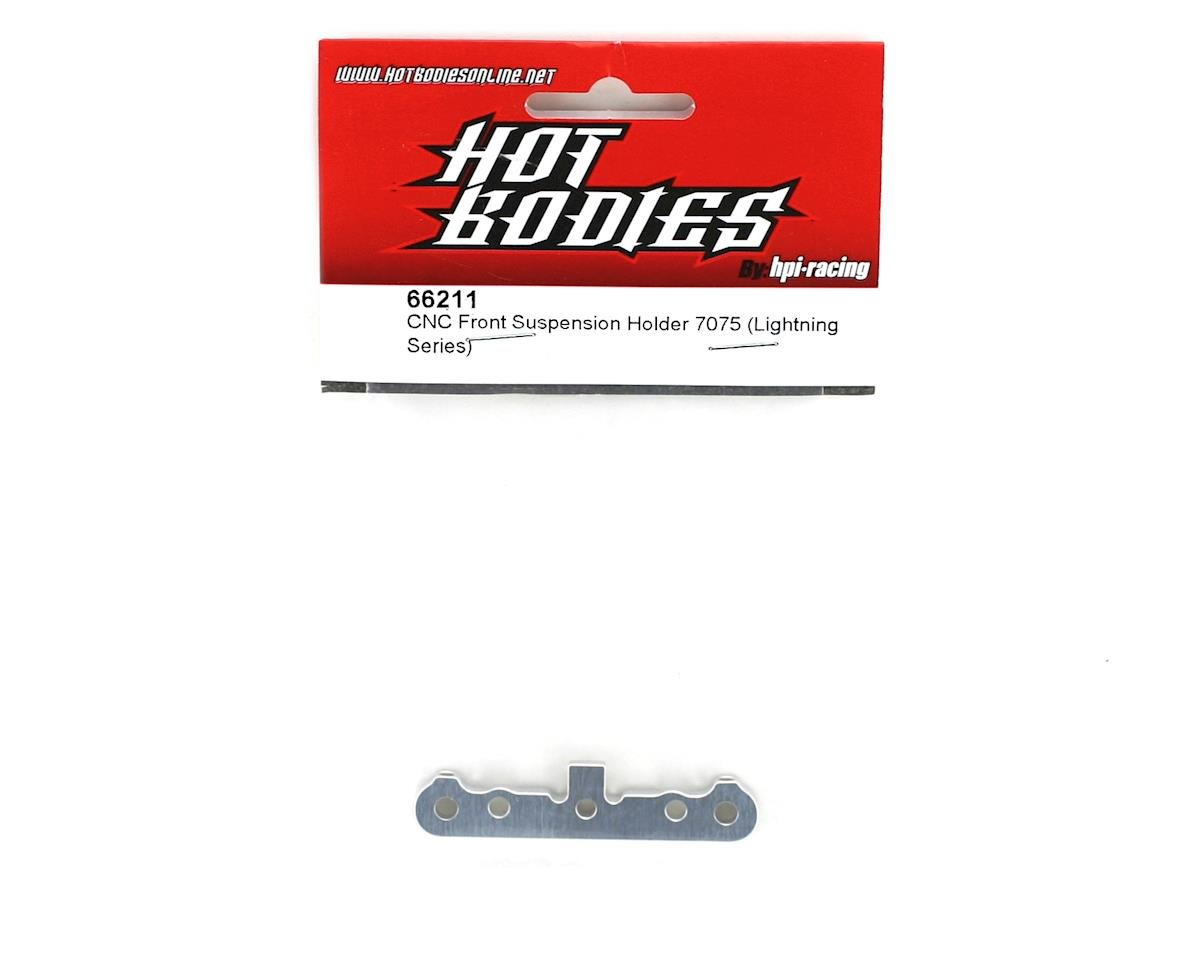 HB Racing CNC 7075 Aluminum Front Suspension Holder (Lightning Series) (Pro-R)