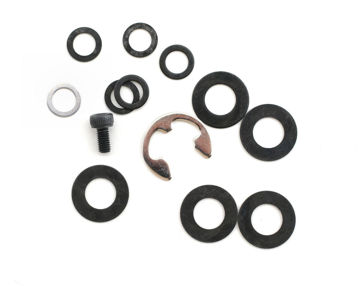 HB Racing Screw & Washer Set (for engine)