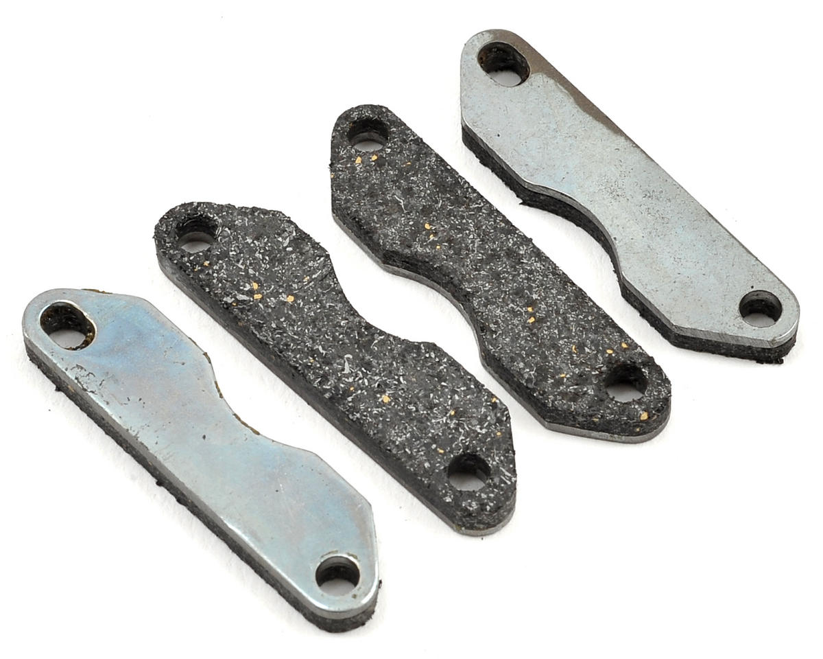 Sintered Brake Pads (4) by HB Racing