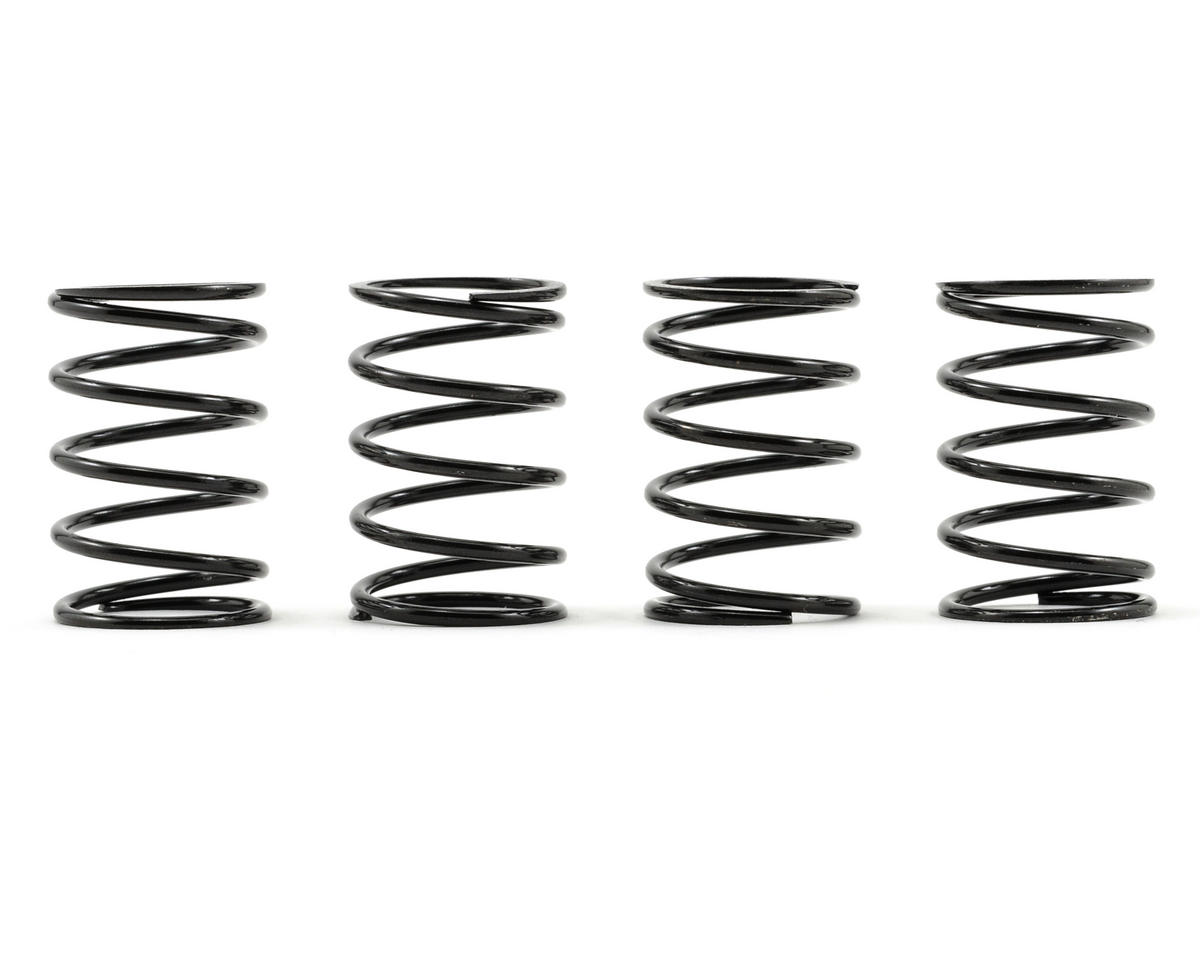 HB Racing Hara Matched Progressive Springs (Yellow/Super Soft) (4)