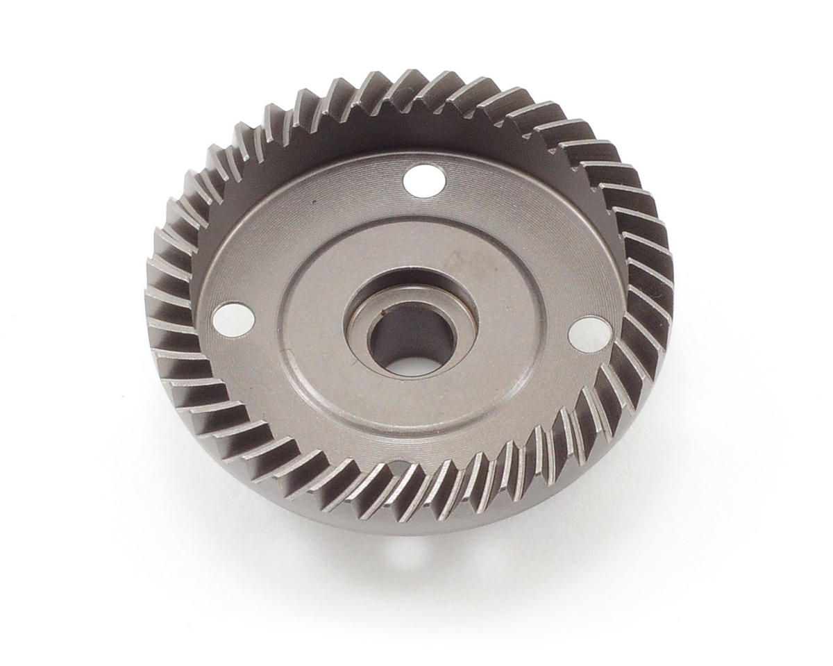 HB Racing Light Weight 43T Spiral Bevel Gear (Hot Bodies Ve8)