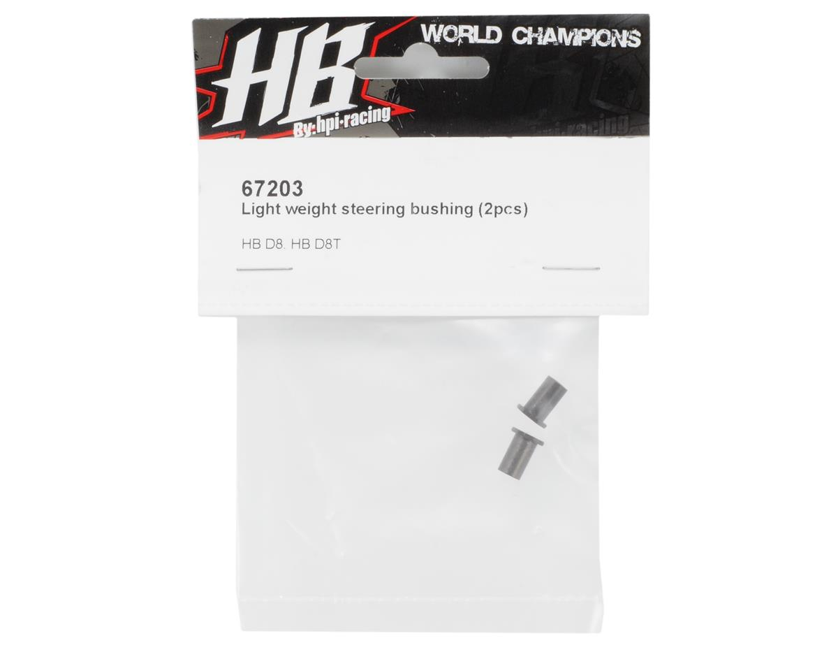 HB Racing Light Weight Steering Bushing (2)