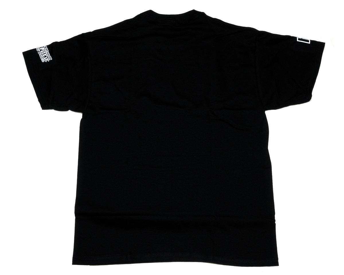 "HB Racing Black ""HB Spray"" T-Shirt (2X-Large)"