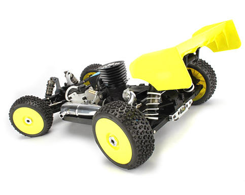 Image 2 for HB Racing D8 1/8 Off Road Competition Buggy Kit