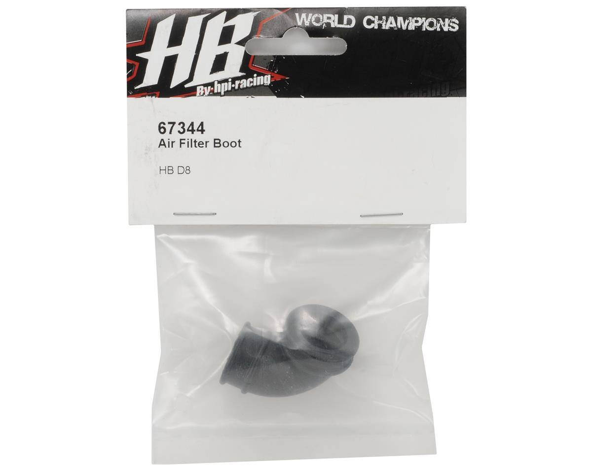 HB Racing Air Filter Boot