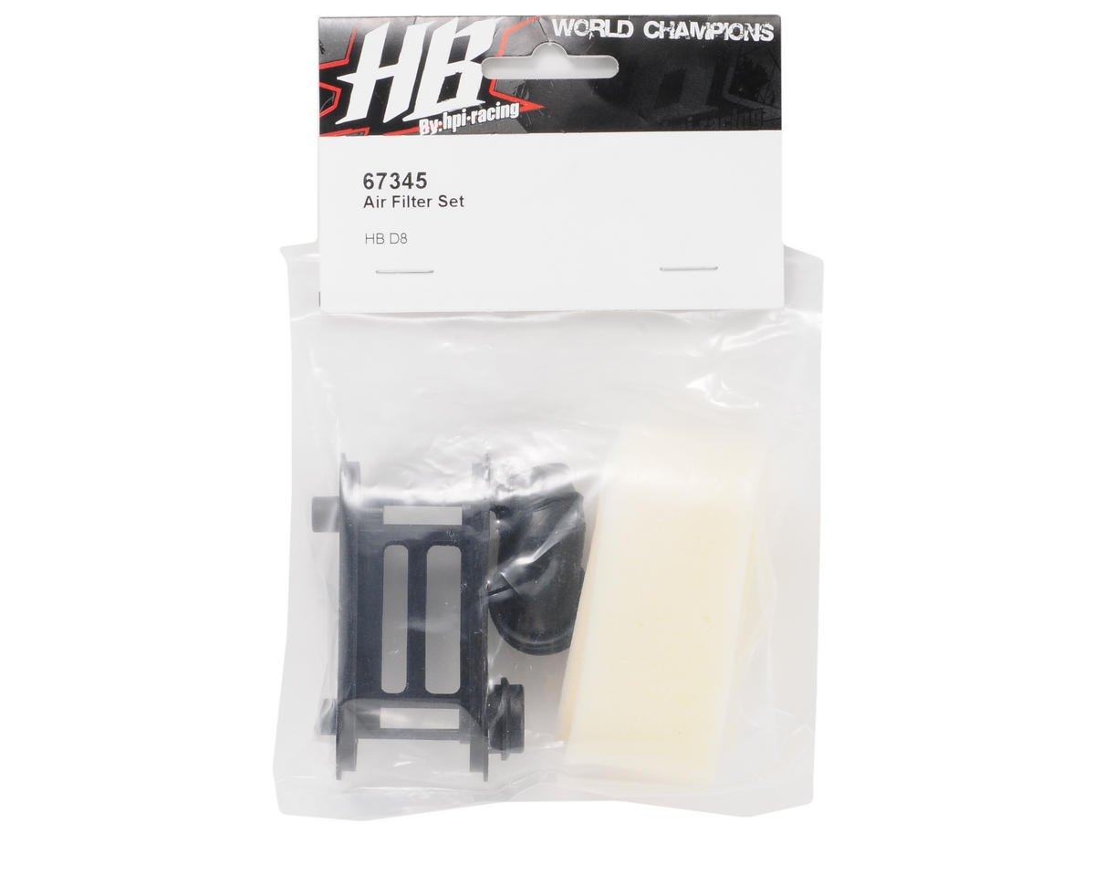 HB Racing Air Filter Set