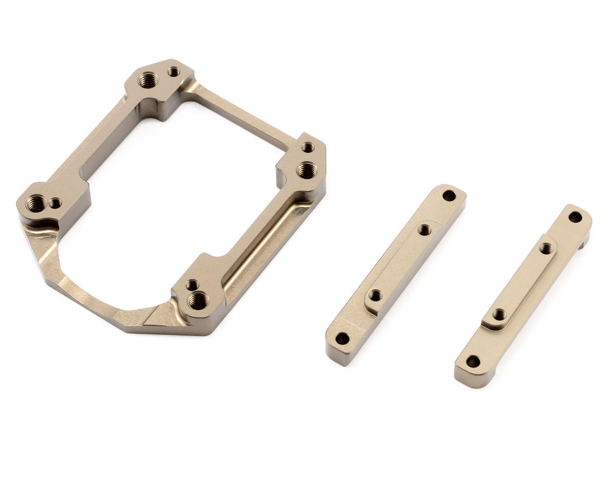 Engine Mount Set by HB Racing