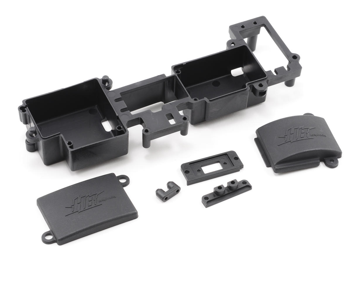 HB Racing Radio Tray Set
